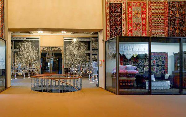 Colecţia de covoare moldoveneşti
