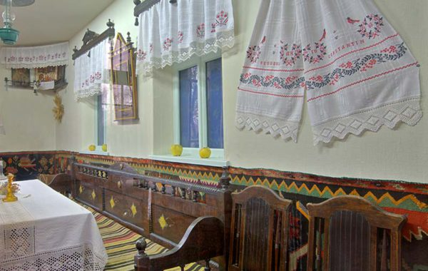 Colecţia textilelor de interior